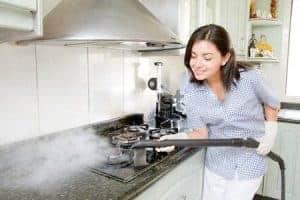 keittiön hoyrypesu