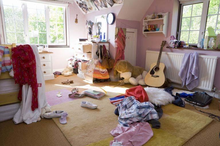 Näin siivoat huoneesi