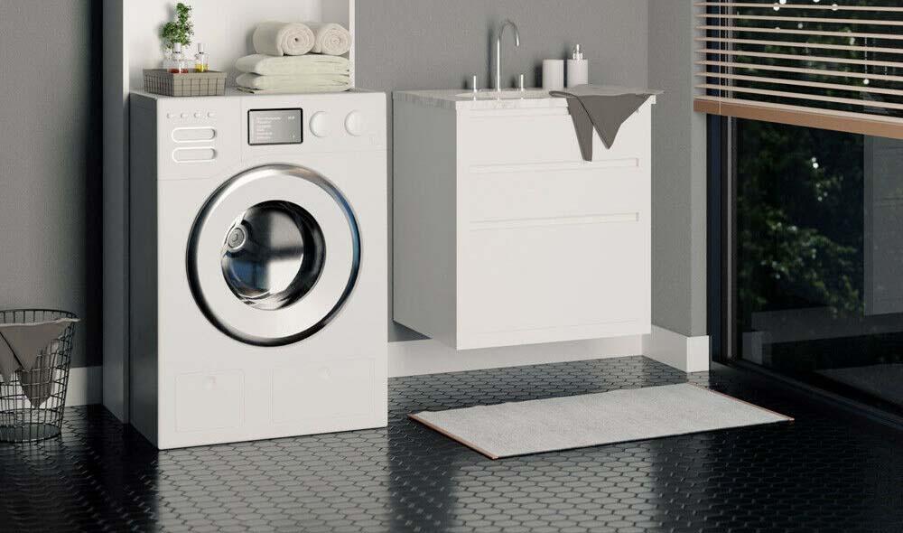 pesukoneen puhdistus