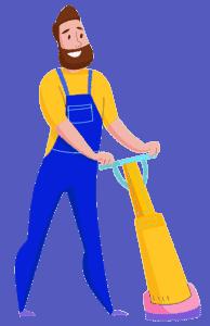 mies siivoaa02