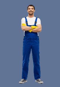 luotettava siivooja