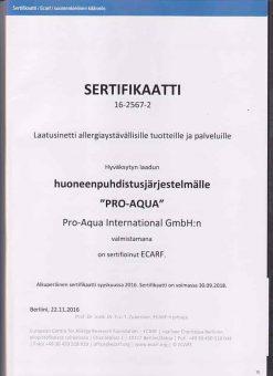 sertifikaatti